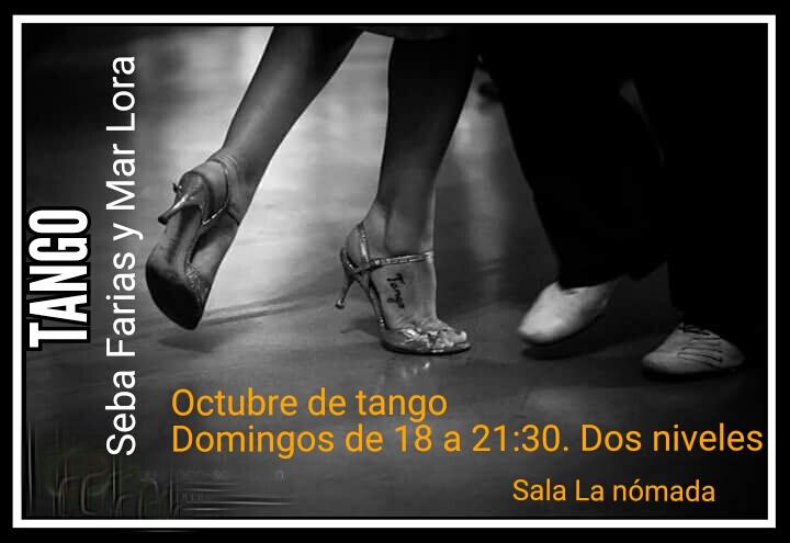 Octubre de tango en Salamanca