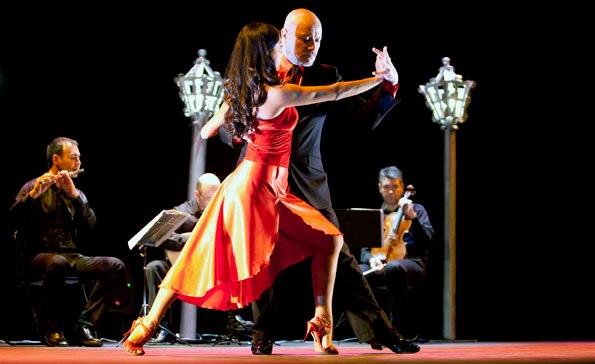 Intensivo de Tango con Giselle Gatica-Luján + Milonga