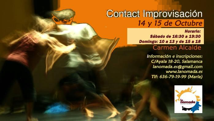 Danza Contact: Siendo a la vez todo y parte