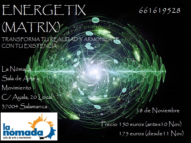 Taller de Energetix (Matrix)