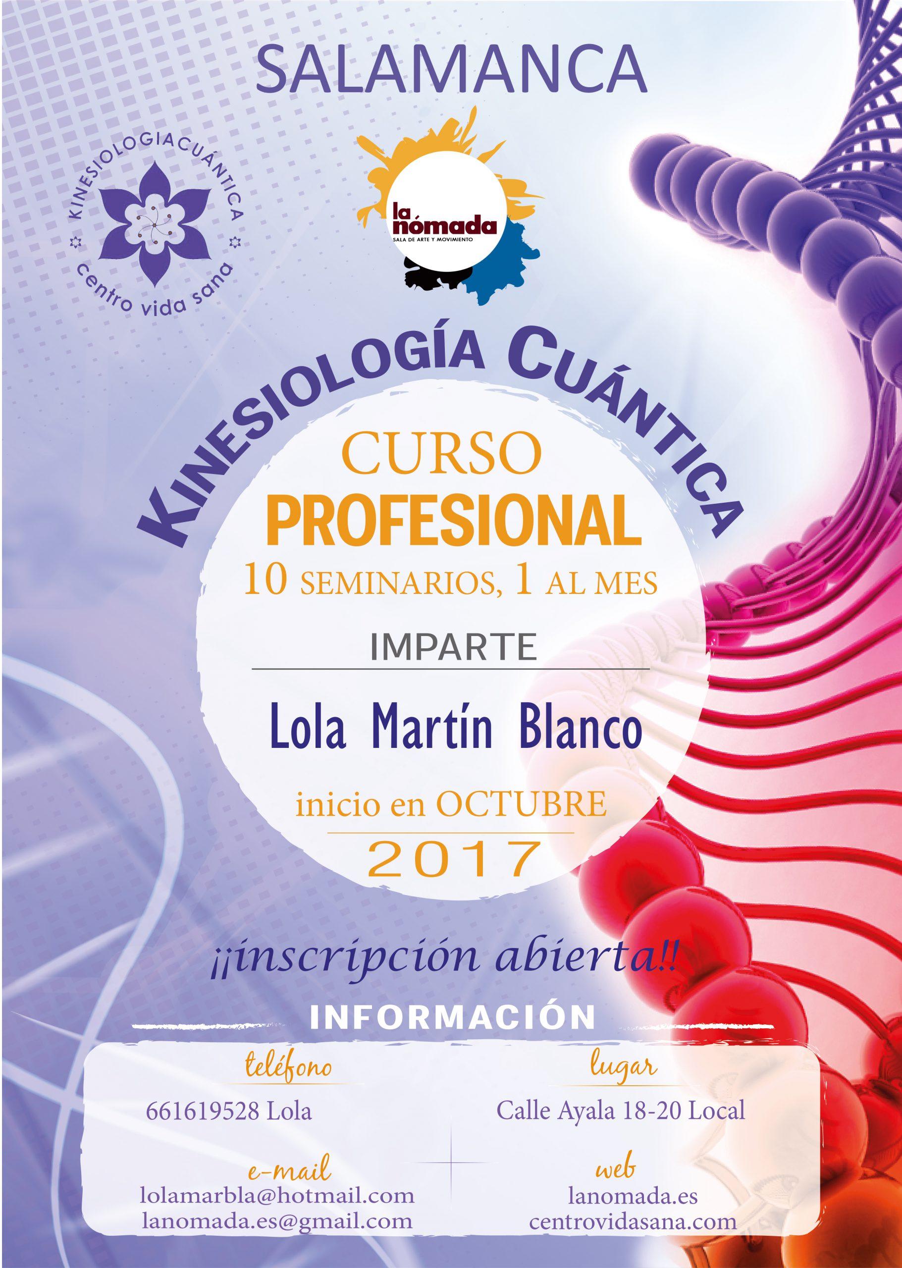 Formación en Kinesiología Cuántica