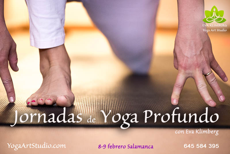 III Jornadas de Yoga Profundo en Salamanca