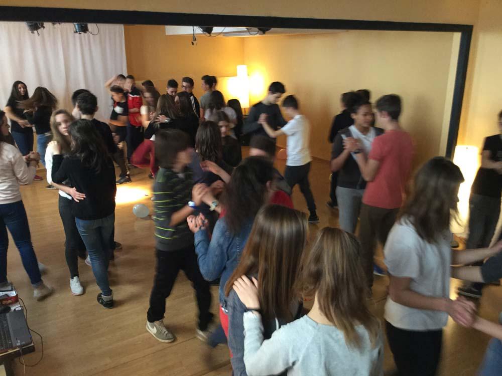 La Nómada: Tango para estudiantes franceses
