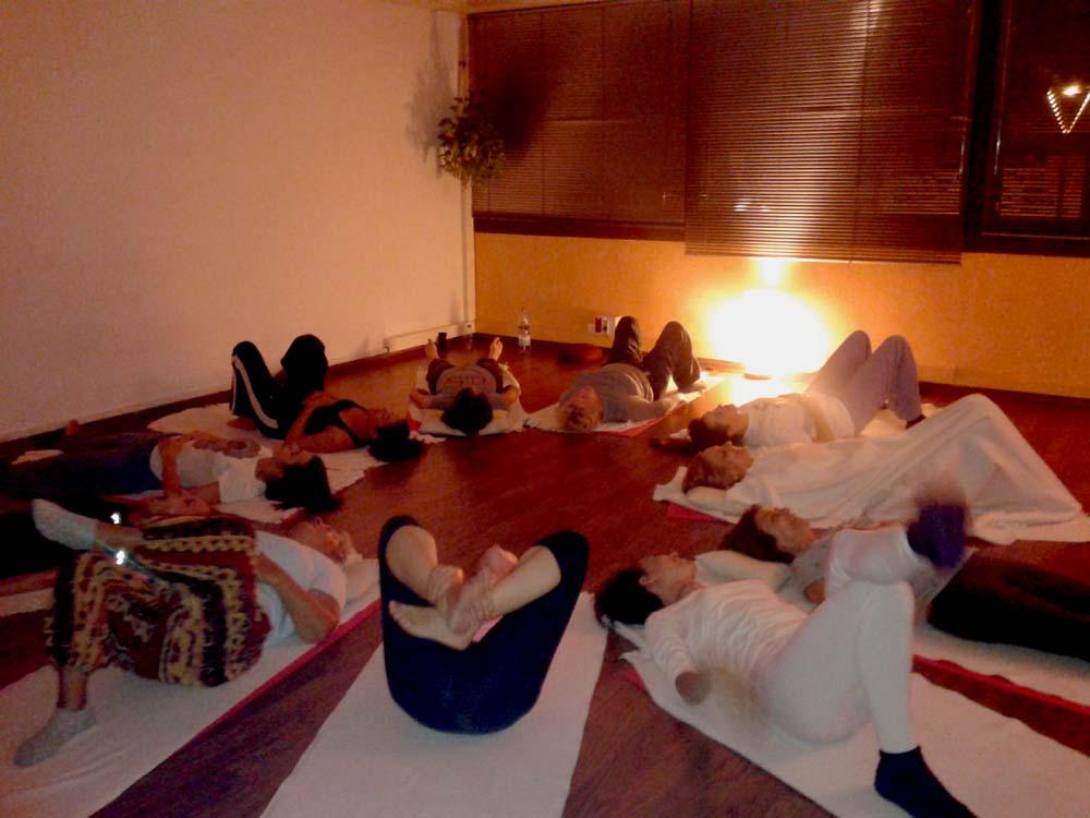 Clase Abierta de Yoga & Meditación