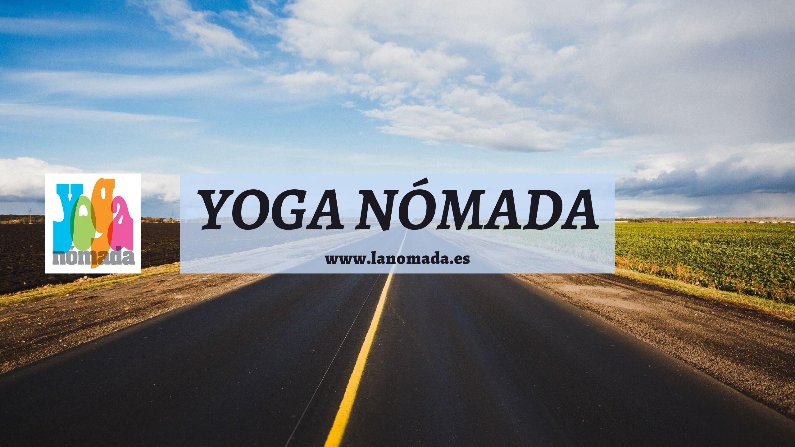 Canal de Yoga Nómada en Youtube