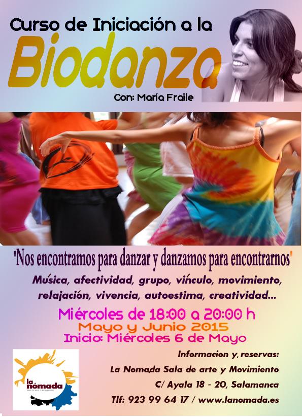 Curso de Iniciación a la Biodanza