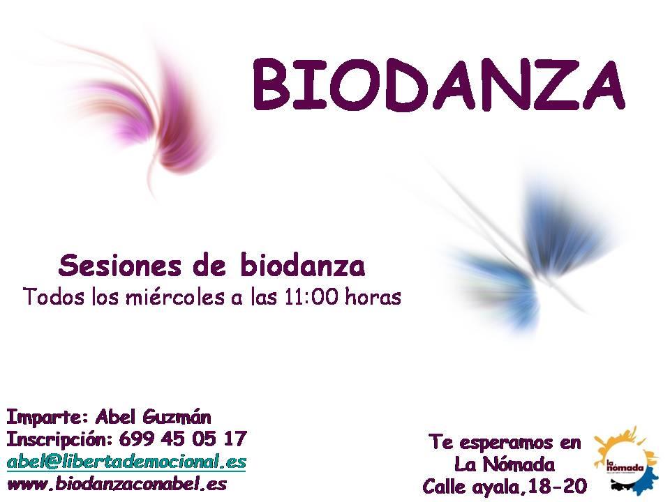Biodanza en La Nomada