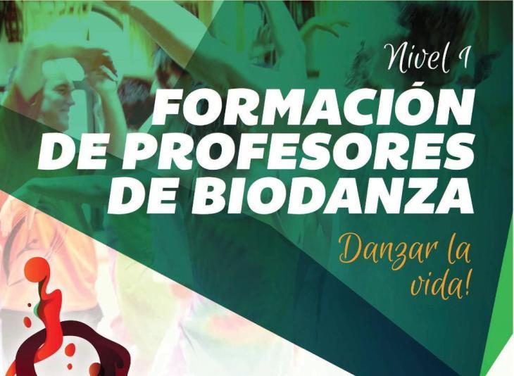 Formación de Nivel 1 de Facilitadores de Biodanza