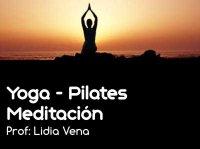 Clases de Yoga & Pilates y Yoga & Meditación