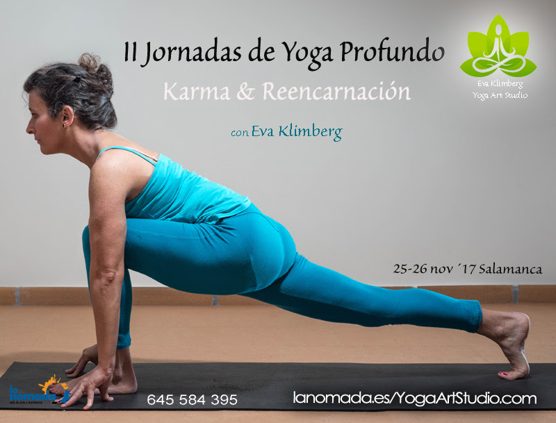 II Jornadas de Yoga Profundo: Karma, Reencarnación & Dieta Yóguica
