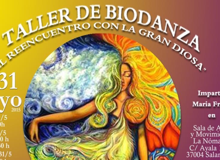 Taller de Biodanza: El Reencuentro con la Gran Diosa