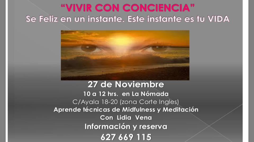 Intensivo de mindfulness y meditación